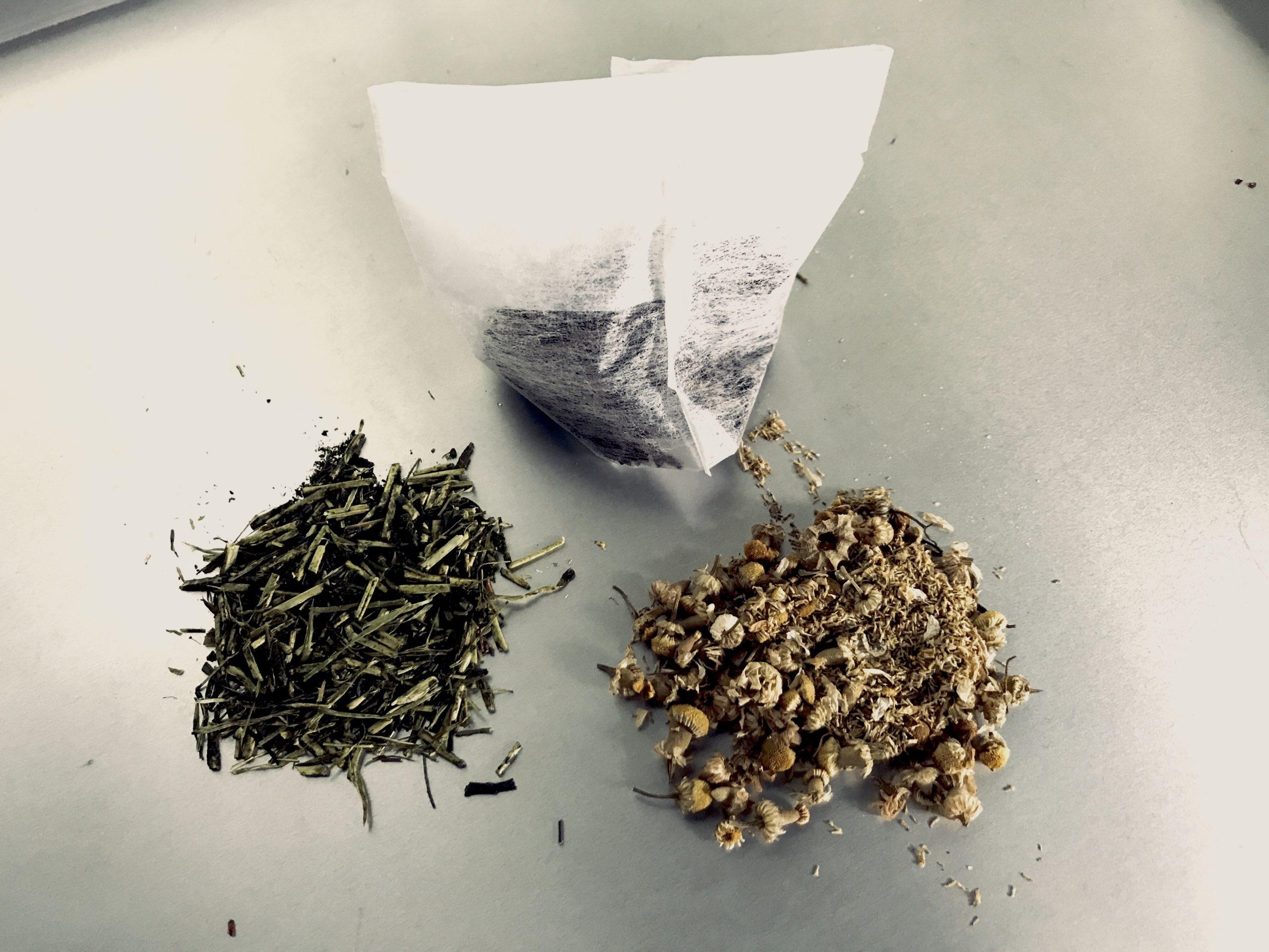 静岡茶ルイボスハーブブレンドティーMUGTEA